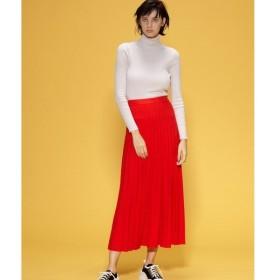 GRACE CONTINENTAL / グレースコンチネンタル プリーツニットスカート