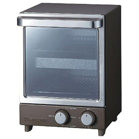 <ビタントニオ/Vitantonio> 【YY】縦型オーブントースター ブラウン 【三越・伊勢丹/公式】