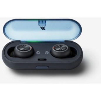 フルワイヤレスイヤホン ネイビー AHHB78NV [ワイヤレス(左右分離) /Bluetooth]