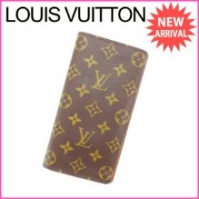 969f80ea257a ルイ ヴィトン Louis Vuitton 長財布 財布 小物 サイフ レディース モノグラム 【中古】 Y2620