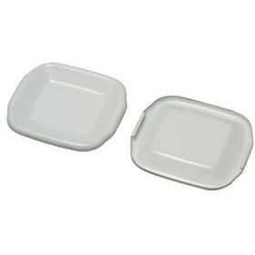 野田琺瑯 White Series(ホワイト シリーズ) ホーロー保存容器 スクウェアS用 琺瑯蓋 HFS-