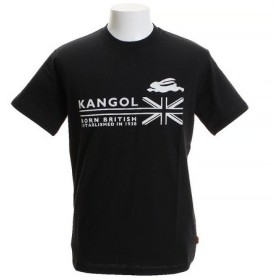 クリフメイヤー(KRIFF MAYER) KANGOL コラボTシャツ 1817212-2-BLK (Men's)