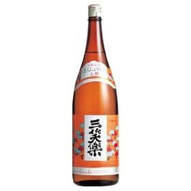 日本酒 【送料無料】【五箇山 富山の地酒】 三笑楽 上撰 瓶 1800ml 1.8L×6本