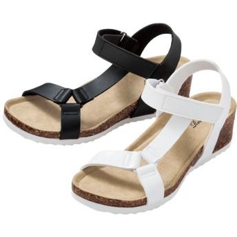 【格安-女性靴】レディーススポーティーサンダル