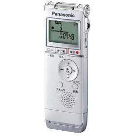 パナソニック RR-XS370-W(ホワイト) ICレコーダー 8GB