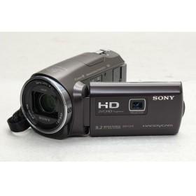 [中古] SONY デジタルHDビデオカメラレコーダー ハンディカム HDR-PJ670(T) ボルドーブラウン