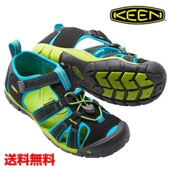 キーン(KEEN) シーキャンプ Seacamp II CNX キッズ・ジュニア 1016426