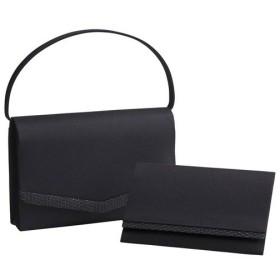 「絹印伝」使い日本製フォーマルバッグ(袱紗付)