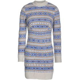《セール開催中》STELLA McCARTNEY レディース ミニワンピース&ドレス ブルー 38 バージンウール 100%