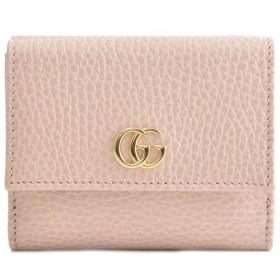 財布 レディース 三つ折り財布 PETITE MARMONT/3つ折り財布/524672 カラー 「ライトピンク」