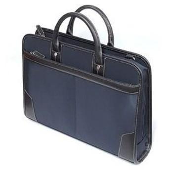 ファスナー式 ビジネスバッグ