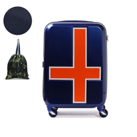 ギャレリアイノベーター スーツケース innovator キャリーケース 機内持ち込み 旅行 INV48T (Sサイズ 38L 1~3日)ユニセックスブルートリコF【GALLERIA】