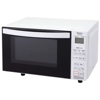 アビテラックス ARF206-W ホワイト [電子レンジ(18L)] 電子レンジ・オーブンレンジ