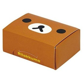 FBARK517 ペーパーランチボックス2枚入 リラックマ&コリラックマ