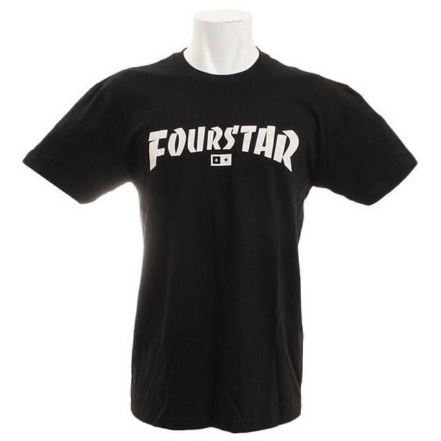 4STAR HIGHSPEED Tシャツ 4SF008 BLACK (Men's)