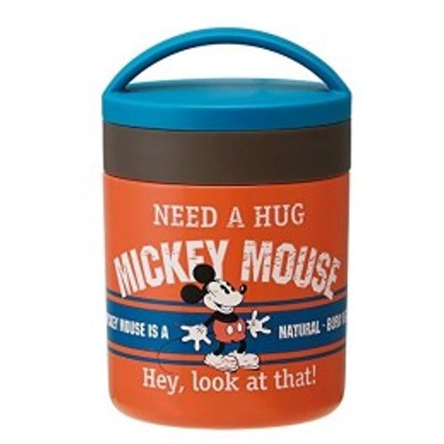 保温 保冷 スープジャー 300ml ミッキーマウス ディズニー LJFC3