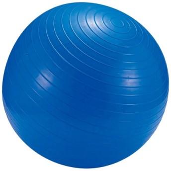 フィットネスボール 65cm〈ポンプ付〉(ブルー) MH6954