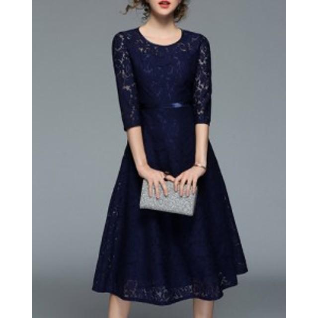 結婚式 ドレス お呼ばれドレス ドレス お呼ばれ 20代 30代 パーティードレス 袖あり 大きいサイズ ロング 結婚式ドレス 二次会 長袖