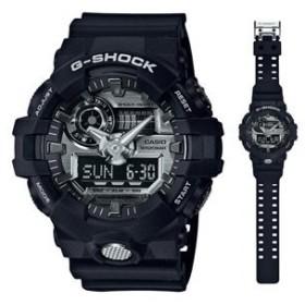 カシオ (国内正規品)G-SHOCK(ジーショック)Gショック デジアナ時計 メンズタイプ GA-710-1AJF 返品種別A