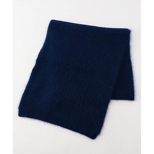 【SALE(伊勢丹)】<ICB> Angola Wool ストール(AA3MYW0430) アオ 【三越・伊勢丹/公式】