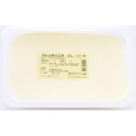 [冷凍] めいらく 業務用アイス フレンチバニラ 2L
