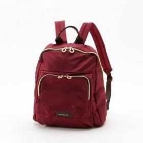 バッグ カバン 鞄 レディース リュック コンパクトリュック カラー 「ボルドー」