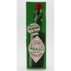 TABASCO/タバスコ ハラペーニョソース 60ml