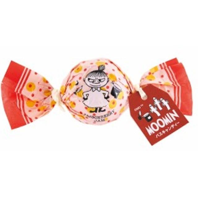 【ポイント10倍! 12月17日9:59まで】ムーミン バスキャンディー 1粒 いちごジュース 35g