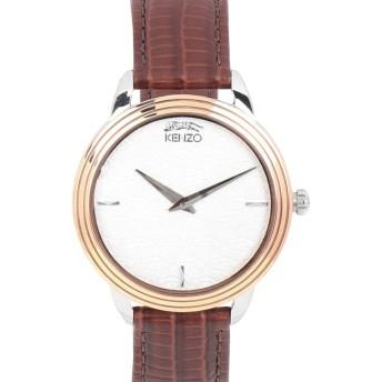 《送料無料》KENZO レディース 腕時計 ライトピンク ステンレススチール