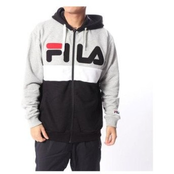 フィラ FILA メンズ スウェットフルジップパーカー FL-9C15118TJ