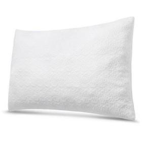 枕 安眠 チップ メモリーフォーム ピロー [安眠枕 低反発 型崩れない 睡眠改善 頸椎サポート頭痛改善 肩こり対策] (バンブービスコース繊維カバ