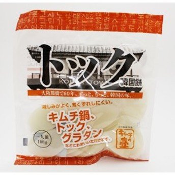 徳山物産 トック 100g×20袋(1ケース)