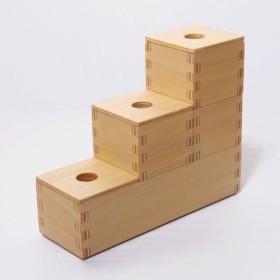 STEPBOX(階段型収納箱キット)