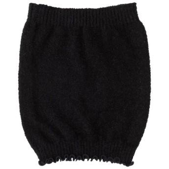 インナー 肌着 レディース 腹巻 毛糸のパンツ ウイング 大人のあったかすぎてゴメンネ ハラマキ 「ブラック」