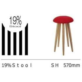 19% stool