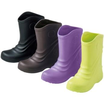 【格安-女性靴】レディース軽量素材レインブーツ