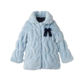 シャーリングボアコート(女の子 子供服。ジュニア服) ジャンパー・コート・ベスト