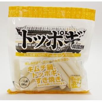 徳山物産 トッポギ 100g×20袋(1ケース)
