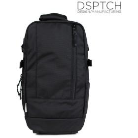 DSPTCH ディスパッチ バッグ リュック バックパック メンズ レディース DAYPACK 22L ブラック PCK-DP