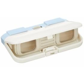 双眼鏡 NASHICA ナシカ 折りたたみ式オペラグラス スポーツグラス 3×28 ブルー 3X28BL ◆メ