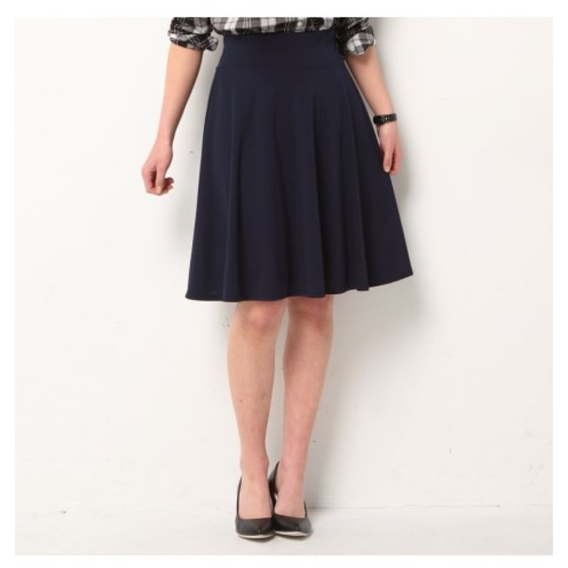 カットソーフレアスカート ひざ丈スカート AHS0116U0001