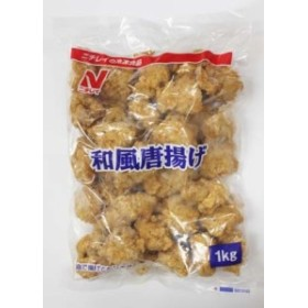 [冷凍] ニチレイ 和風唐揚げ 1kg