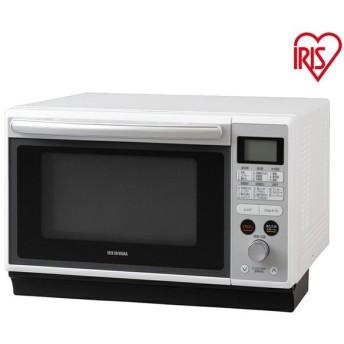 電子レンジ オーブンレンジ 蒸気 スチーム グリル 解凍 調理 スチームオーブンレンジ 24L ヘルツフリー MO-F2402 MO-FS2403 アイリスオーヤマ