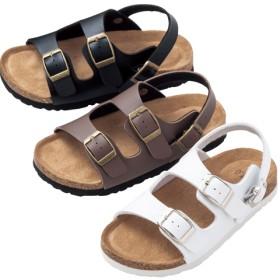 【格安-子供用靴】(ピットサンダル)キッズコンフォートサンダル