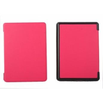 Amazon New Kindle 6インチ 高級PUレザー風 ケースカバー#ローズ【新品/送料込み】