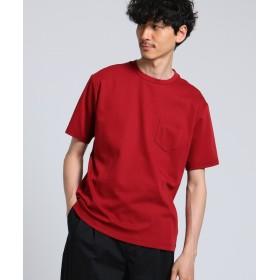 TAKEO KIKUCHI(タケオキクチ) アディクトポンチポケット Tシャツ [ メンズ 無地 ]