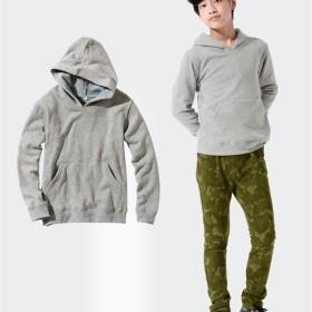 fc97d7ec8b746 裏起毛アメカジプリントトレーナー(男の子 子供服。ジュニア服) 通販 ...