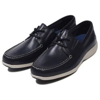 【ROCKPORT】 ロックポート AIDEN BOAT SHOE エイデン ボート ABC-MART限定 NEW DRESS BLUE 9H(27.5cm)