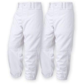野球パンツ2枚組(子供服 ジュニア服) 少年野球ウェア・用品