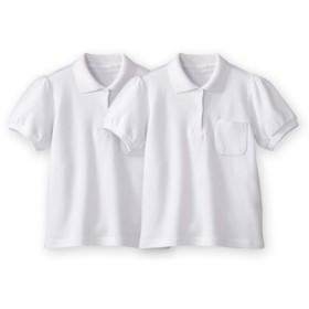 半袖ポロシャツ2枚組(ポケットあり)(女の子) 制服